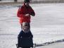 Op de schaats genieten bij Kees Jongert 13-2-2021 📷Leo Tillmans